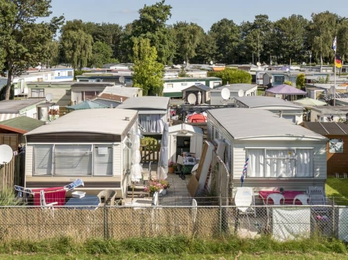A Closer Look at Living in a Trailer Park to Save Money